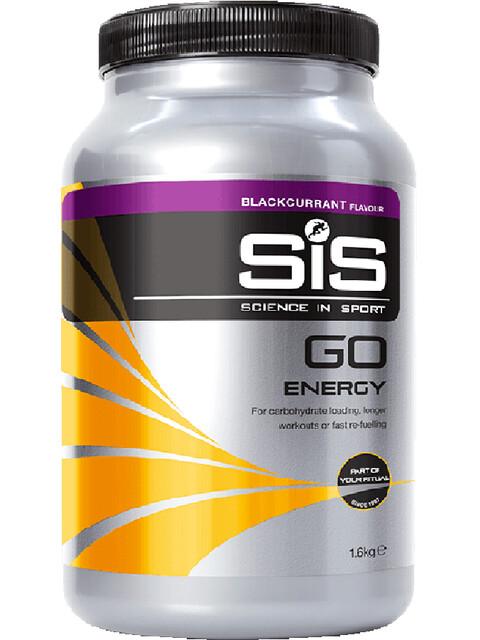 SiS GO Energy Drink Dose Blackcurrant 1,6kg